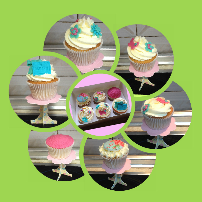cupcakes decoration